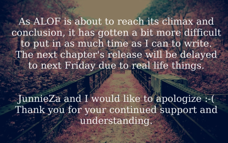 ALOF 12 announcement